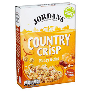 Jordans Country Crisp Honey Nut
