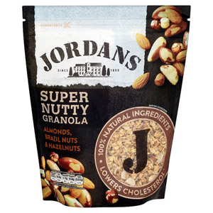 Jordans Super Nutty Granola