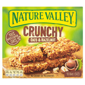Nature Valley Oats & Hazelnut