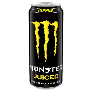 Monster Ripper Drink Can
