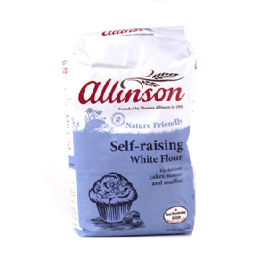 Allinson Self Raising White Flour