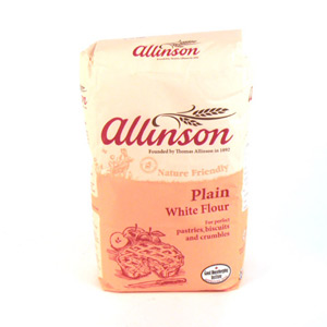 Allinson Plain White Flour
