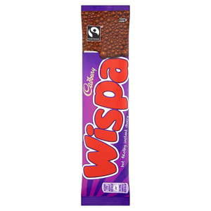 Cadbury Wispa Hot Chocolate Stickpack