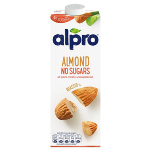 Alpro light uht soya milk alternative for Alpro soya cuisine light