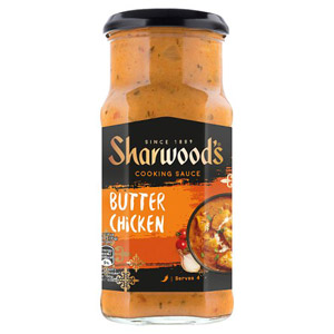 Sharwoods Butter Chicken