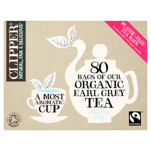 Clipper Tea Organic Earl Grey 80's