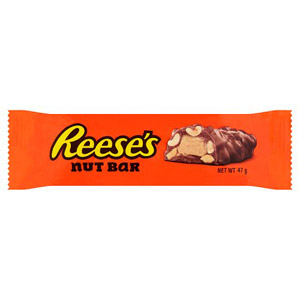 Reeses Nut Bar