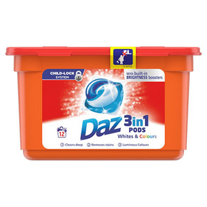 Daz Go Pods 12 Washes