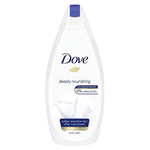 Dove Deeply Nourishing Bodywash