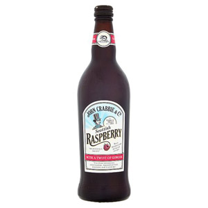 Crabbies Scottish Raspberry with a Twist Of Ginger 700g