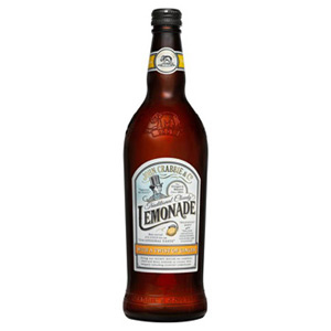 Crabbies Traditional Cloudy Lemonade with a Twist Of Ginger 700g