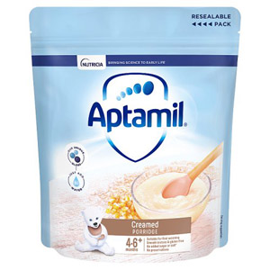 Aptamil 4 Month Creamy Porridge Packet