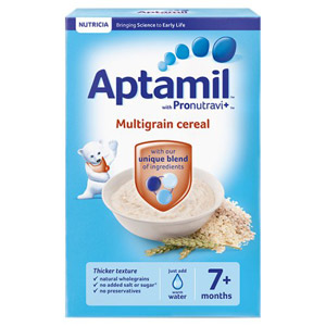 Aptamil 7 Month Multigrain Breakfast Packet