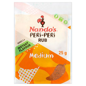 Nandos Medium Seasoning Rub