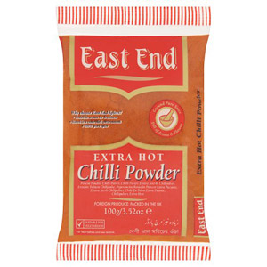 East End Chilli Powder Extra Hot