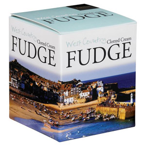 Furniss Of Cornwall Clotted Cream Fudge