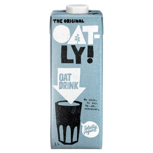 Oatly Longlife Milk Alternative