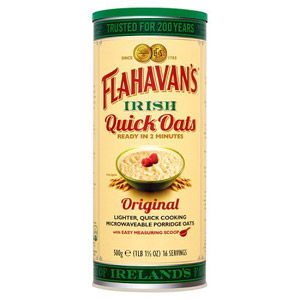 Flahavans Quick Oats Microwavable