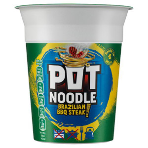 Pot Noodle Brazilian Barbeque Steak