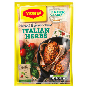 Maggi So Tender Italian Herbs