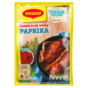 Maggi So Tender Paprika Chicken