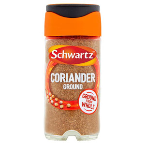 Schwartz Ground Coriander Jar
