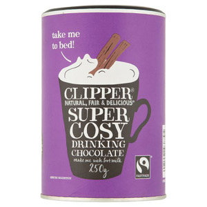 Clipper Super Cosy Drinking Chocolate