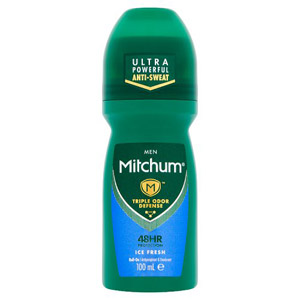 Mitchum Antiperspirant Ice Fresh Roll On