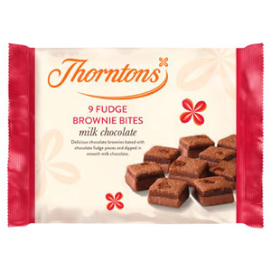 Thorntons Brownie Bites 10 Pack