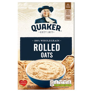 Quaker Traditional Porridge Oats