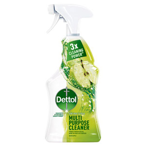 Dettol Power & Fresh Greenapple Spray