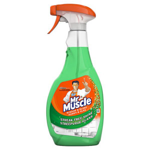Mr Muscle Window And Glass Cleaner Spray
