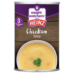 Weight Watchers Soup Chicken
