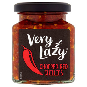English Provender Very Lazy Red Chillies