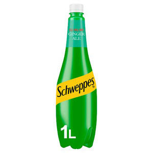 Schweppes Canada Dry Low Calorie Ginger Ale