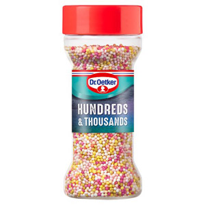 Dr. Oetker Hundreds and Thousands