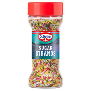 Dr. Oetker Sugar Strands