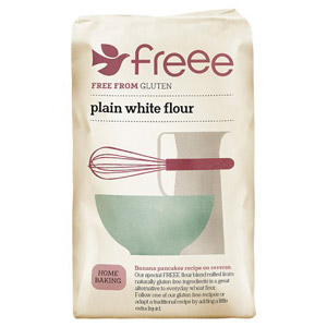 Doves Farm Gluten Free Plain White Flour
