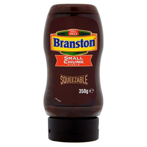 Branston Small Chunk Pickle Squeezy