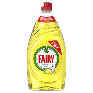 Fairy Lemon Washing Up Liquid Large