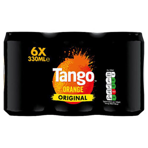 Tango Orange 6 x 330ml