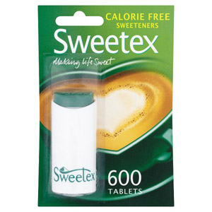 Sweetex 600 Tablet Pack