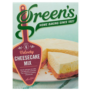Greens Original Cheesecake Mix