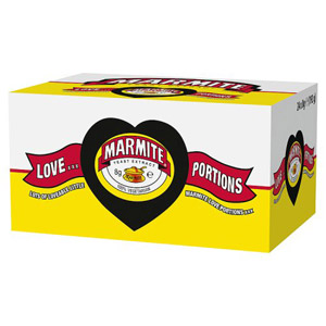 Marmite Yeast Extract Portions 24 x 8g
