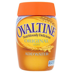 Ovaltine Original Light Add Water