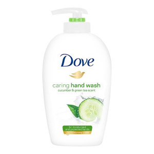 Dove Go Fresh Cucumber And Green Tea Hand Wash