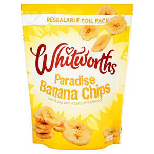 Whitworths Banana Chips