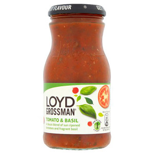 Loyd Grossman Tomato and Basil Sauce
