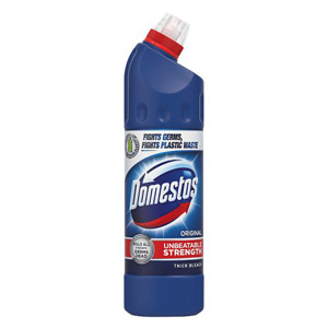 Domestos Blue Original Bleach