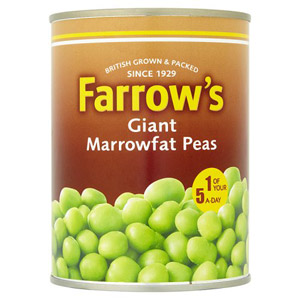 Farrows Giant Processed Marrowfat Peas
